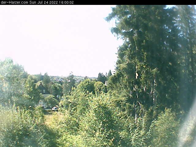 Webcam Skigebiet Altenau - Auf der Rose Villa Clara - Harz